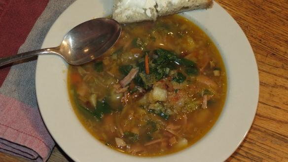 Curt's soup