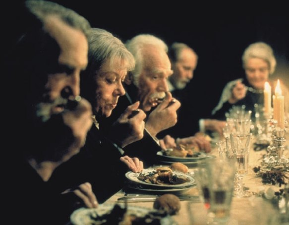 Eating Babette's feast