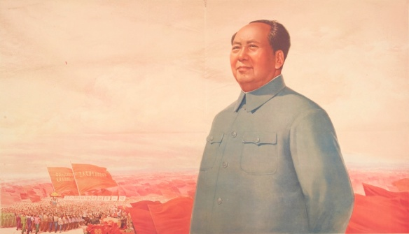 Chairman Mao dreaming of Hunan and Red-cooked Pork Belly