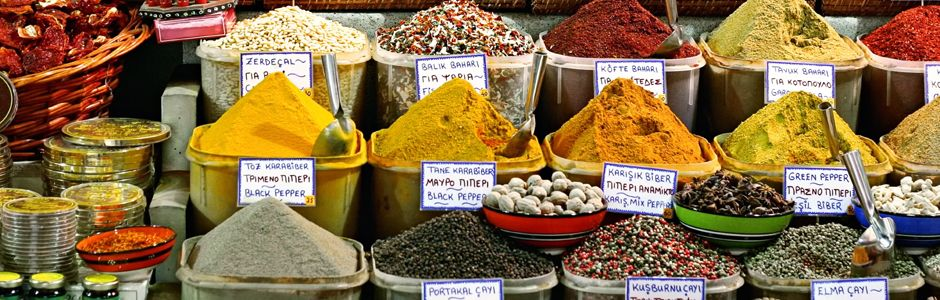 spices | another stir of the spoon