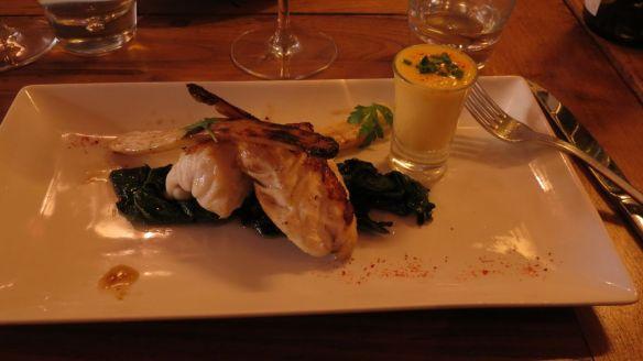 cod white asparagus