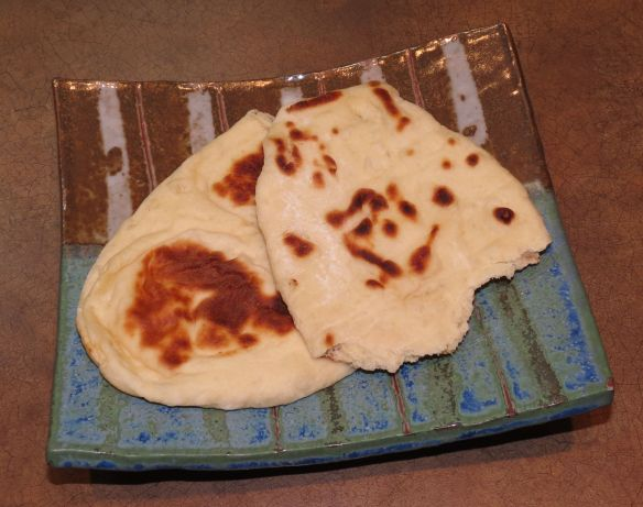 Barbara's next day Naan