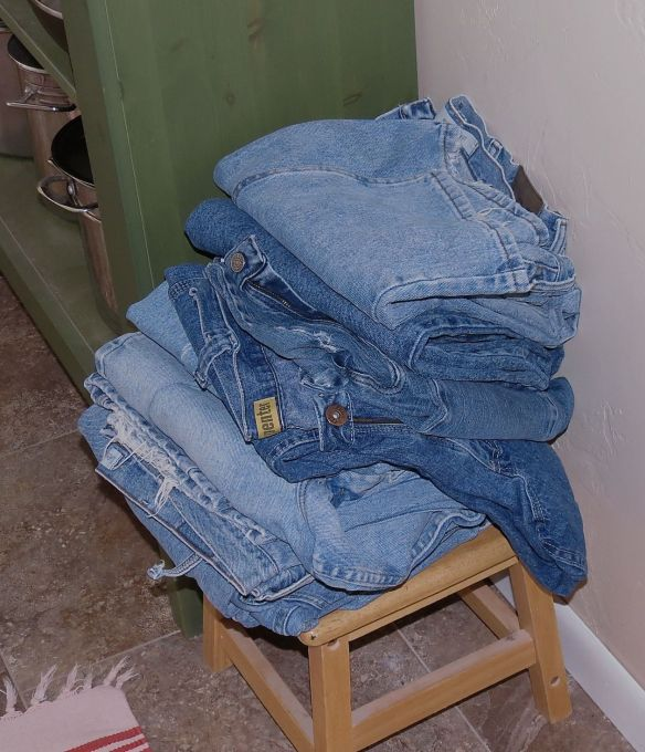 Denim on its way to a Church Youth project