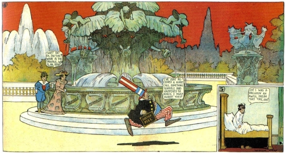 Little Nemo in Slumberland 8-5-1906